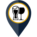 Map Icon - Beer & Wine